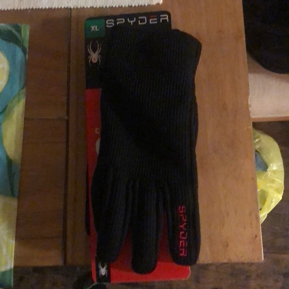 Spyder Mens Core Conduct Gloves- NWT